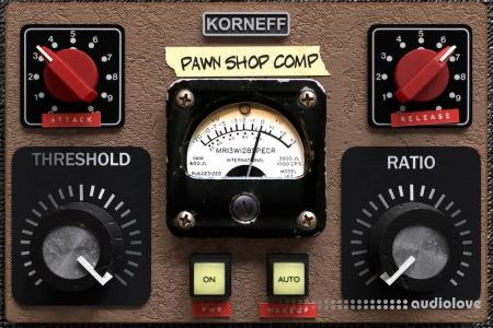 Korneff Audio Pawn Shop Comp v2.0 WiN
