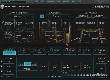 Newfangled Audio Generate v1.1.0 WiN