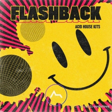 ADSR Sounds Flashback Acid House Kits