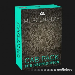 ML Sound Lab Cab Pack For Destruction