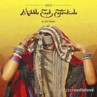 Gio Israel Middle East Essentials Vol.2
