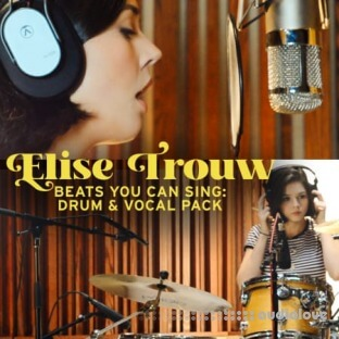Jammcard Samples Elise Trouw Beats You Can Sing Drum and Vocal Pack