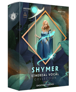 Ghosthack Shymer Ethereal Vocal Collection