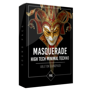 Production Music Live Masquerade Sound Pack