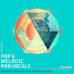 Producer Loops Pop And Melodic RnB Vocals Volume 1