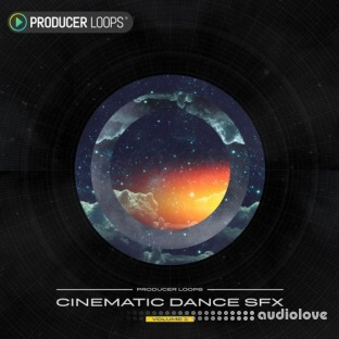 Producer Loops Cinematic Dance SFX Volume 1