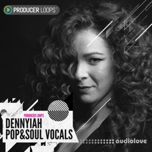 Producer Loops Dennyiah Pop And Soul Vocals