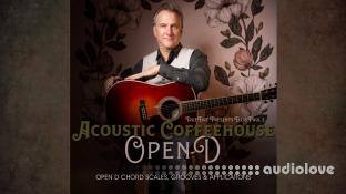 Truefire Ellis Paul Acoustic Coffeehouse Open D