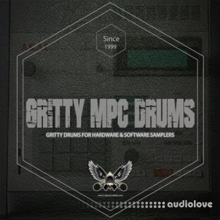 Vip Soundlab Gritty MPC Drums