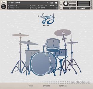 Wavesfactory Legacy Drums