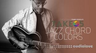 Truefire Frank Vignola Take 5 Jazz Chord Colors