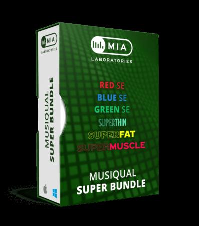 MIA Laboratories Musiqual Bundle