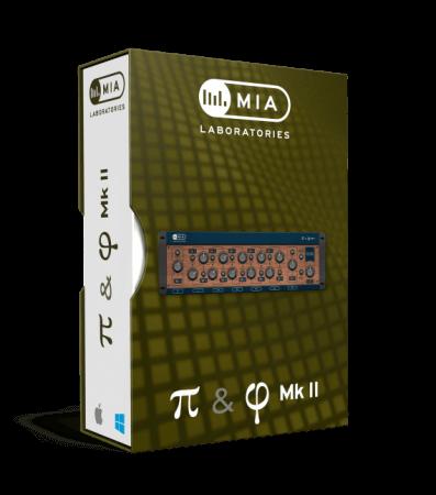 MIA Laboratories Pi And Phi MKII