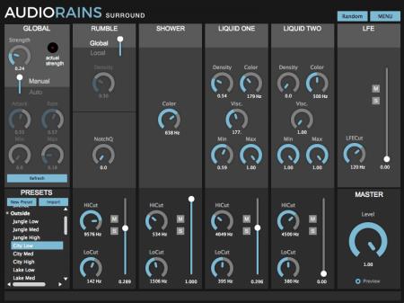 LeSound AudioRain Pro