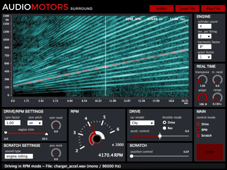LeSound AudioMotors Pro