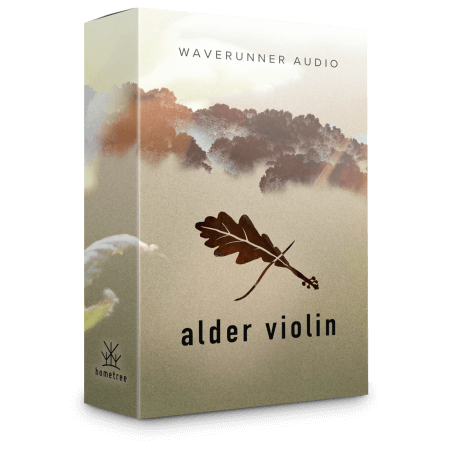 Waverunner Audio Alder Violin