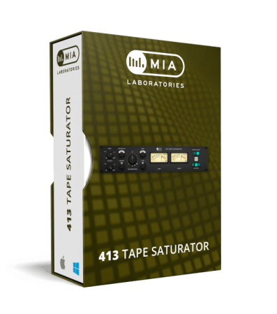 MIA Laboratories 413 Tape Saturator