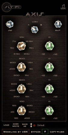 Sly-Fi Digital Axis EQ