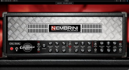 Nembrini Audio Cali Dual