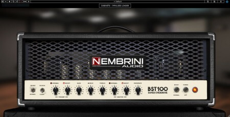 Nembrini Audio BST100
