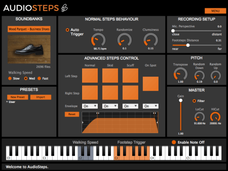 LeSound AudioSteps Pro