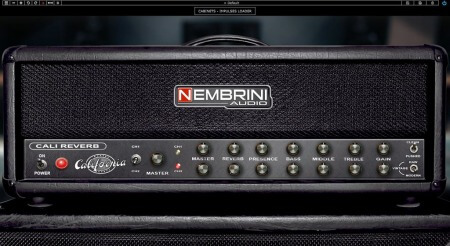 Nembrini Audio Cali Reverb