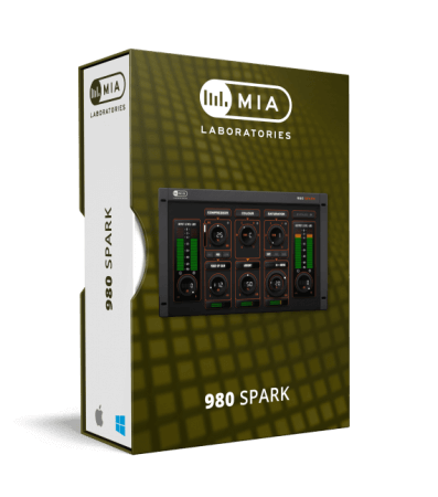 MIA Laboratories 980 Spark