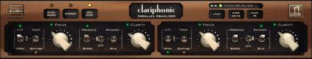 Kush Audio Clariphonic DSP MKII v1.2.2 WiN