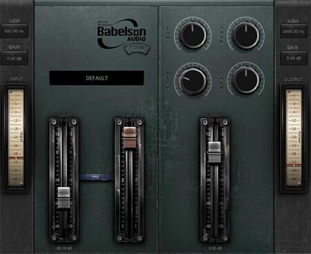 Babelson Audio FD1N v2.1.2 WiN