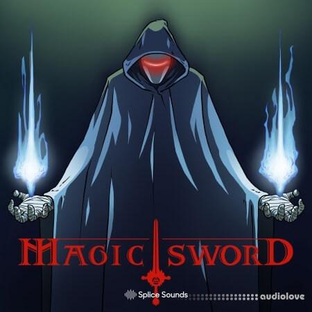 Splice Sounds Magic Sword Sample Pack