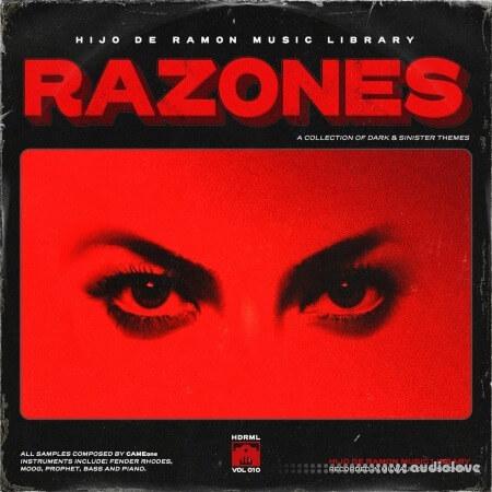 Hijo De Ramon Music Library Vol. 10 Ramones (Compositions and Stems)