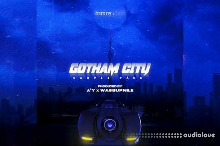 HRMNY Gotham City Trap Sample Pack