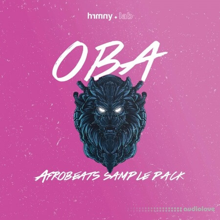 HRMNY OBA Afrobeats Sample Pack