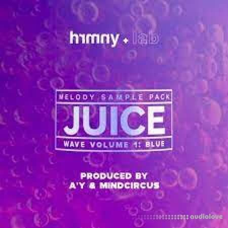 HRMNY Juice Wave Vol.1 Trap Soul And Vocal Sample Pack