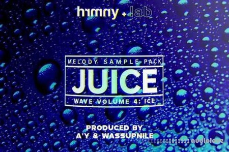 HRMNY Juice Wave Vol.4 Trap And Drill Melodies