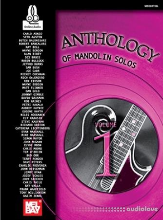 Master Anthology of Mandolin Solos, Volume 1
