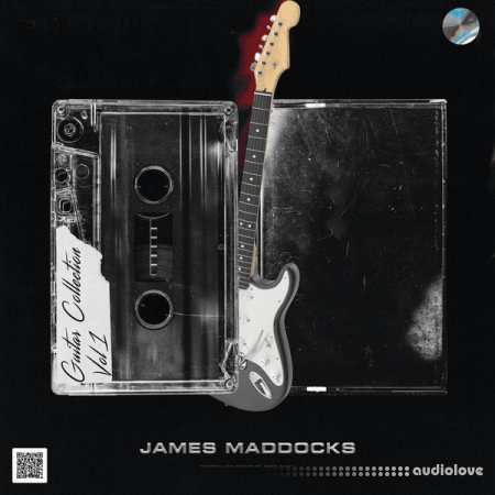 Jamesmaddocks Maddocks Guitar Collection Vol.1