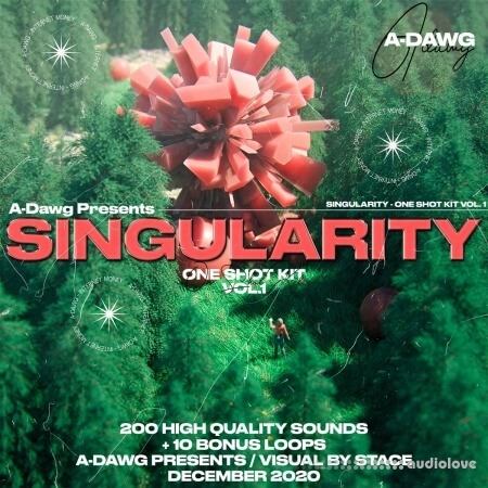 WavSupply A-Dawg Singularity Vol.1 (One Shot Kit)