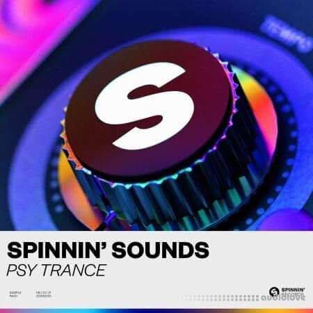 Spinnin Records Spinnin Sounds Psy Trance Sample Pack