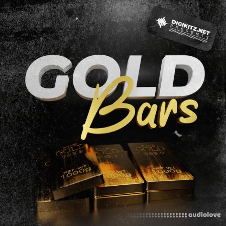 Digikitz Gold Bars VST RETAiL