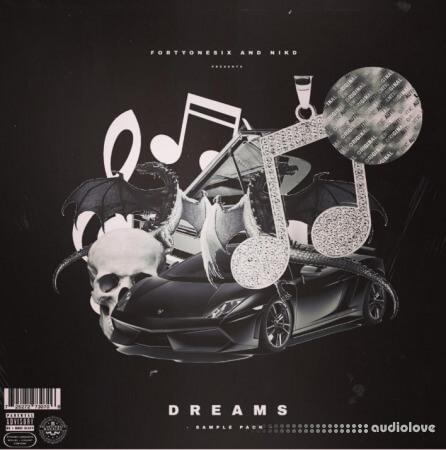FortyOneSix x Nik D Dreams (Loop Kit) WAV