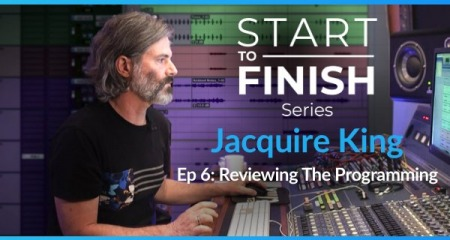 PUREMIX Jacquire King Episode 6 Reviewing The Programming TUTORiAL