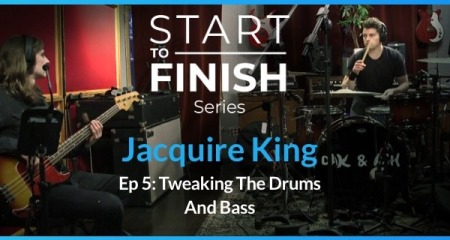 PUREMIX Jacquire King Episode 5 Tweaking The Drums And Bass