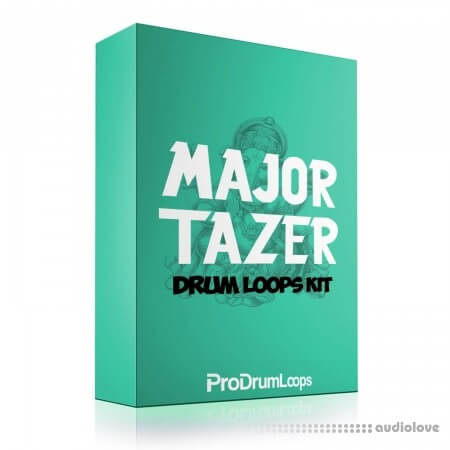 ProDrumLoops Major Tazer Drum Loops