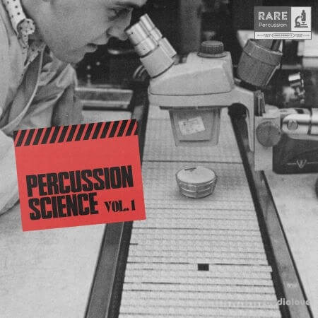 RARE Percussion Percussion Science Vol.1