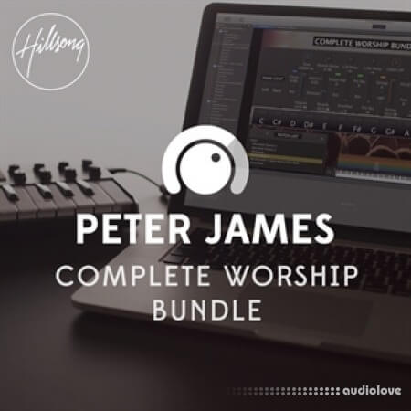 Peter James Complete Worship Bundle For Mainstage