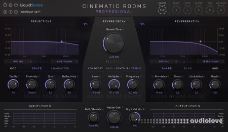 LiquidSonics Cinematic Rooms Professional v1.0.3 WiN