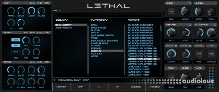 Lethal Audio Lethal v1.0.20 CE WiN MacOSX