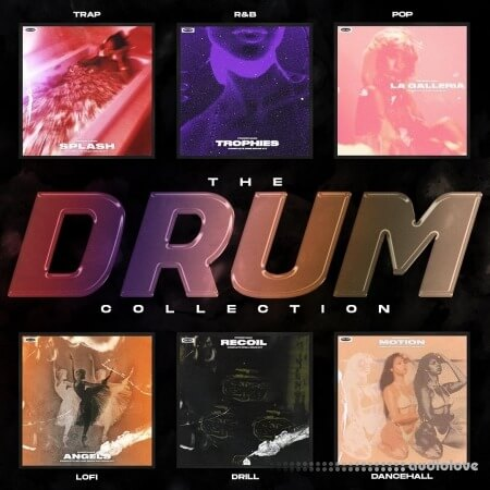 ProdbyJack The Drum Collection PRE-ORDER