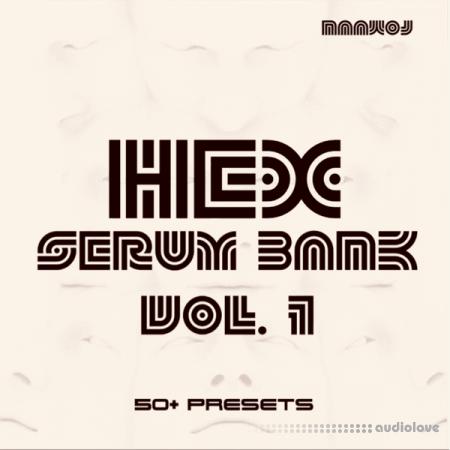 Naawoj Hex Serum Bank MiDi Synth Presets